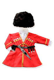 Детская черкеска купить в Москве пошив