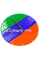 Настенные часы «Флаг Дагестана»