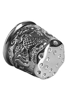 Наперсток серебряный