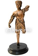 Скульптура «Кавказский танцор»
