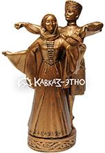 Скульптурная пара