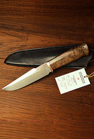Нож «Доборный» разделочный купить в Москве, СПб, цена от производителя - «Кавказ-Этно»