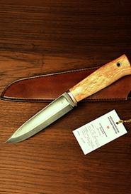 Разделочный нож «Вепрь» купить в Москве, СПб, цена от производителя - «Кавказ-Этно»