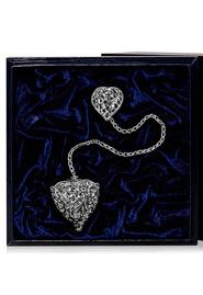 Заварник из серебра «Любовь»