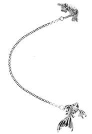 Ионизатор серебряный «Кот и рыбка»
