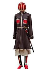 Кавказский национальный мужской костюм