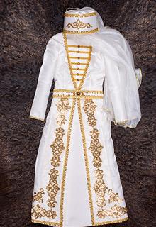 Кавказское платье на девочку 6 лет
