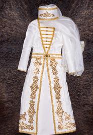 Платье кавказское для девочки