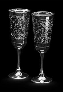 Фужеры для шампанского «Торжество»