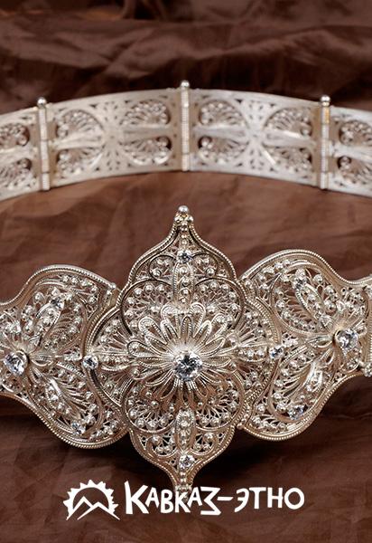 Купить свадебный кавказский пояс