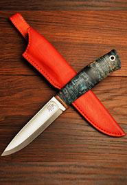 Разделочный нож с ножнами «Вепрь»