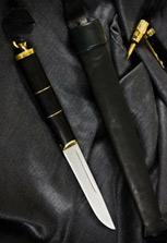 Нож абхазский малый