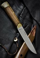 Карачаево-балкарский нож «Бичак»