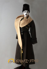 Кукла коллекционная «Горец»