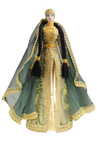 Кукла чеченка - малая