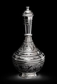 Серебряный графин «Армада» крепких напитков