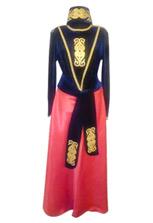 Национальное кавказское платье. Пошив на заказ