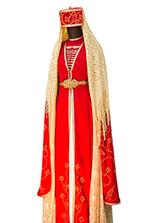 Национальное платье от Мадины Хацуковой
