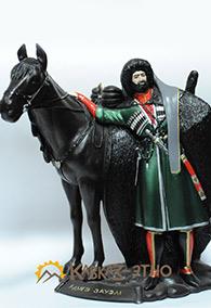Адыгский воин