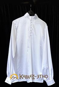 Рубашка кавказская белая