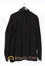 Рубашка кавказская черная