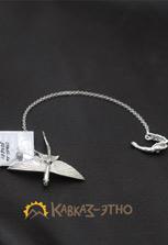 Серебряный ионизатор для воды «Летучая рыба»