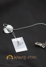 Серебряный ионизатор для воды «Морской скат»