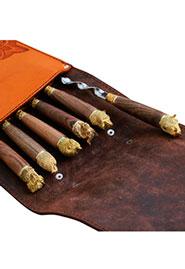 Шампуры подарочные в колчане