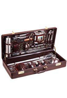 Подарочный набор для пикника «Бивак» на 6 персон
