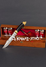 Набор с ножом «Волк»