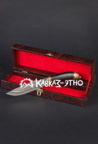 Нож с дамасским клинком «Медведь»