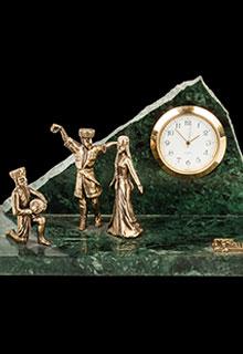 Настольные часы «Музыканты»