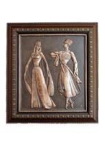 Панно на стену «Танцующая пара»