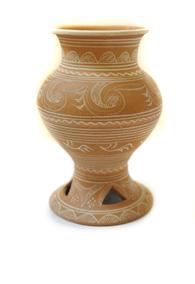 Балхарская керамика, ваза