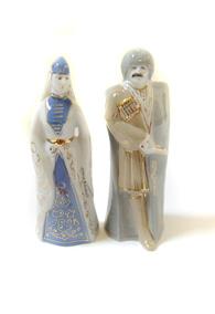 Фигурки «Джигит с невестой»