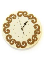 Часы с этническим орнаментом