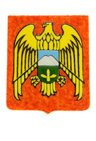 Панно «Герб Кабардино-Балкарии»