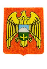 Настенное панно «Герб Кабардино-Балкарии»