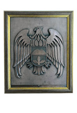 Панно «Герб Кабардино-Балкарской Республики»