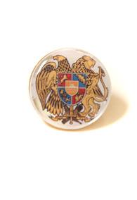 Значок армянский