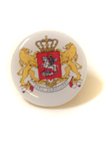 Значок грузинский