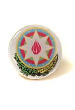 Значок «Герб Азербайджана»