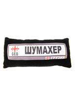 Подушка в автомобильный салон (Грузия)