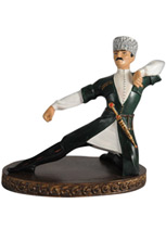 Статуэтка «Танцор Лезгинки»