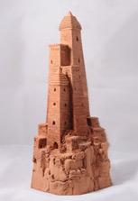 Скульптурная композиция «Башни Кавказа»