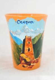 Кружка «Осетия» с башней