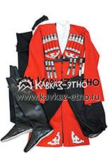 Кавказский детский костюм